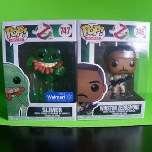 ghost buster funk pops